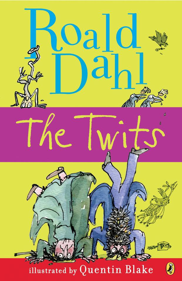 """""""You can have a wonky nose and a crooked mouth and a double chin and stick-out teeth, but if you have good thoughts it will shine out of your face like sunbeams and you will always look lovely."""" The Twits by Roald Dahl"""