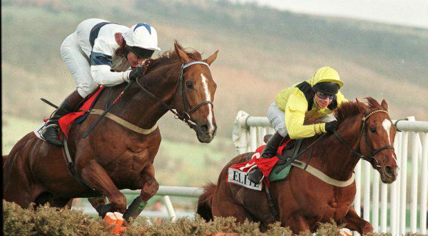 Commanche Court winning back in 1997