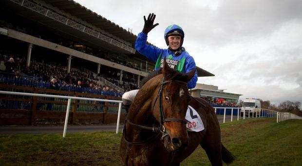 Hurricane Fly and Ruby Walsh win a fifth Irish Champion Hurdle