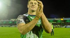 Robbie Henshaw is continuing to look the real deal for Connacht and Ireland and I was delighted to see him get a try and man of the match against England.