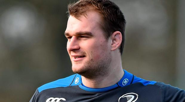 Leinster's Rys Ruddock continues his return from a broken arm and will captain the side from the back row