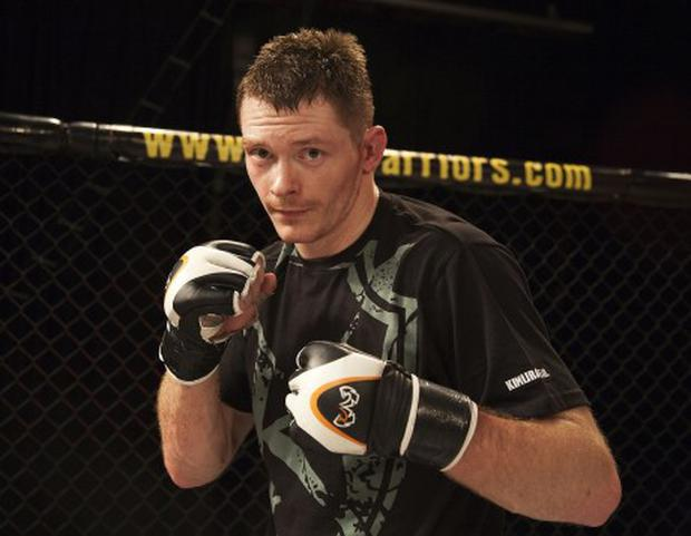 Donegal MMA star Joe Duffy