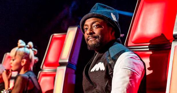 Will.i.am on The Voice