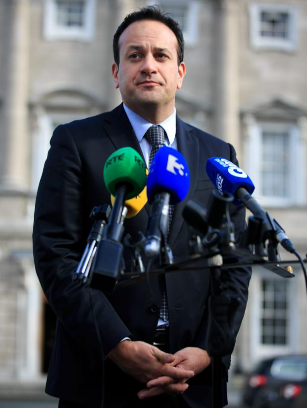 Minister for Health Leo Varadkar TD