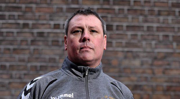Bohemian FC manager Keith Long