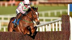 The Willie Mullins-trained Vautour and Ruby Walsh can follow up their victory in the Killiney Chase at Leopardstown by landing today's JLT Novice's Chase at Cheltenham