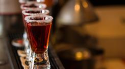 The average 25-year-old man would drink around 23 units a week - the equivalent of about 10 pints - according to the study.