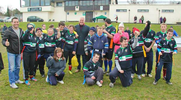 The success of this tournament was another major step forward for Disability Tag Rugby, with the IRFU officially recognising the work of Disability Rugby