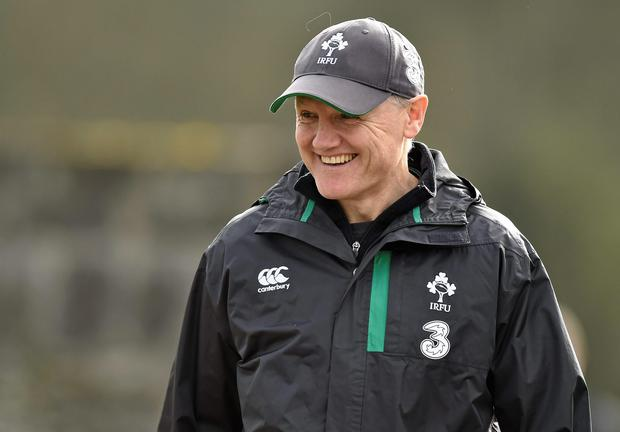 Joe Schmidt believes nobody in the Ireland team will be distracted by the landmark being reached by Paul O'Connell