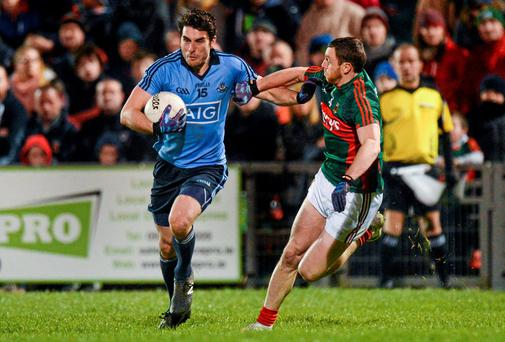 Bernard Brogan will start for Dublin on Sunday against Cork