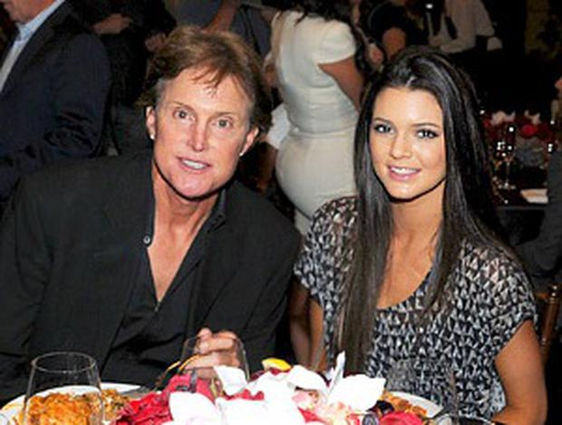 who is kendall jenner father