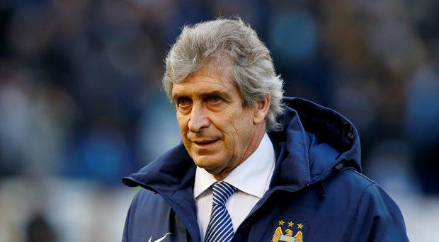 Manchester City manager Manuel Pellegrini