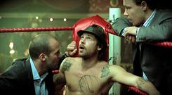 Brad Pitt being incomprehensible in Snatch