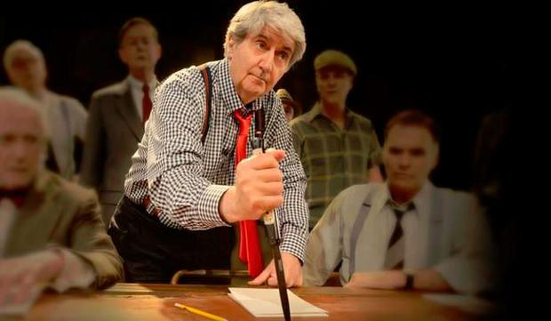 Twelve Angry Men at the Bord Gais Energy Theatre
