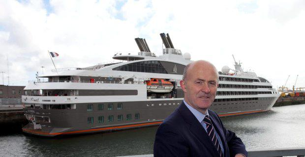 Eamonn O'Reilly, Chief Executive, Dublin Port Company