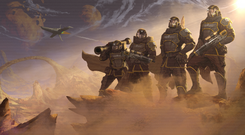 Helldivers for PS4 and PS Vita