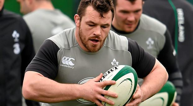 Cian Healy has had his say on the Marriage Referendum
