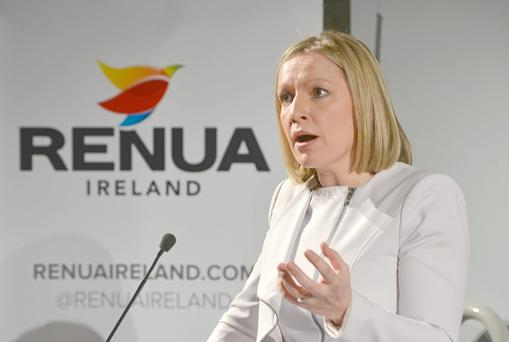 Bankers who recklessly lend money to people should face jail, Renua Ireland leader Lucinda Creighton has said