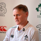 Joe Schmidt feels that Ireland need something different in attack against Scotland and Simon Zebo is the one to miss out