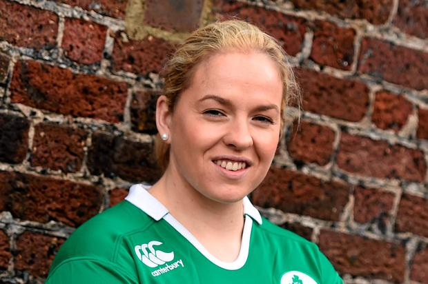 Niamh Briggs juggles her rugby career with her work as a garda in Limerick