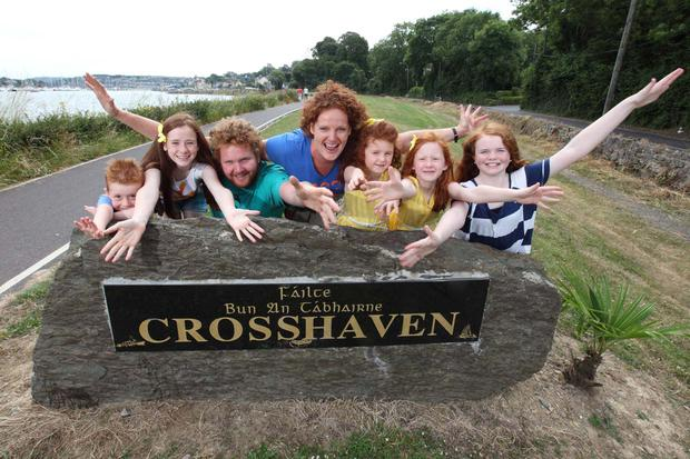 The Irish Redhead Convention was a whacky idea dreamt up by siblings and proud redheads Joleen and Denis Cronin way back in 2010. (www.redheadconvention.ie). Photo: Darragh Kane