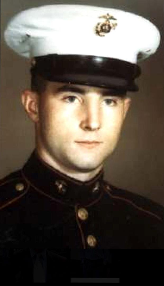 Corporal Patrick Gallagher who was killed in Vietnam