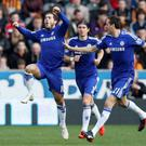 Chelsea players dominate the line-up Reuters / Andrew Yates