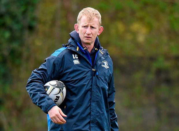 Leinster forwards coach Leo Cullen is anticipating that the players who started on the bench in Ireland's win over Scotland on Saturday will be available for selection while the starting players are likely to miss out