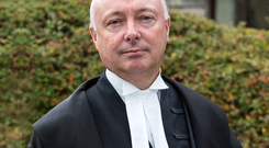 Mr Justice Tony Hunt
