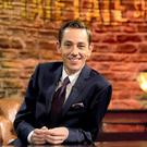 Ryan Tubridy on the Late Late Show