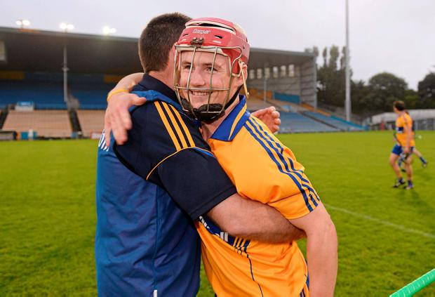 Davy O'Halloran said he was 'humiliated' by his treatment by the Clare senior hurling management