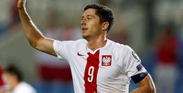 Poland captain Robert Lewandowski predicts a tough test against Ireland in this Sunday's Euro 2016 qualifier