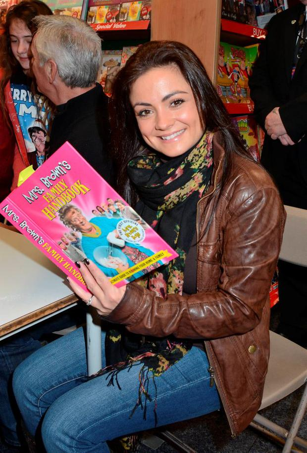 Brendan O Carroll S Pregnant Daughter Fiona Refused Entry On