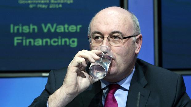 No notes or records were kept at a series of high-level Irish Water meetings in 2012 between the then Environment Minister Phil Hogan and the Bord Gáis chairwoman, Rose Hynes
