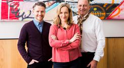 Home of the Year, RTE - Declan, Helen and Hugh