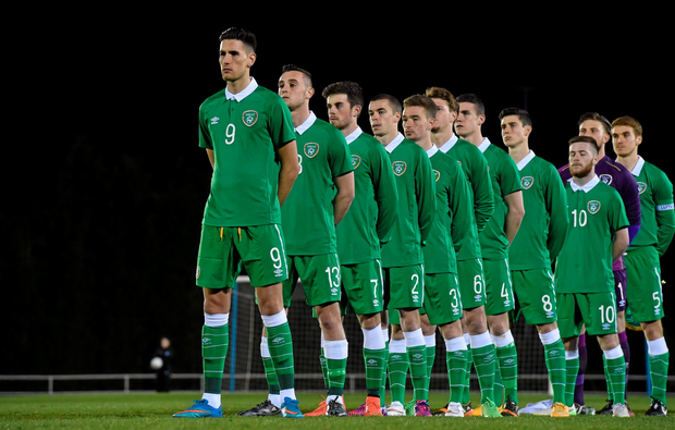 newest 3de4c 2a382 The lads were fantastic' - Manager hails Ireland U17s after ...