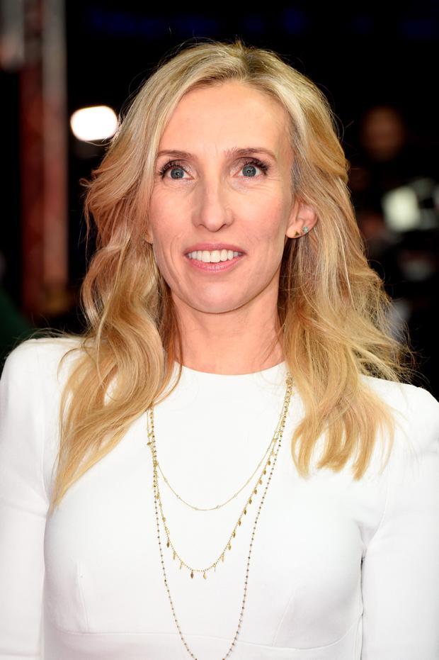 Director of Fifty Shades of Grey Sam Taylor-Johnson.(Photo by Pascal Le Segretain/Getty Images)