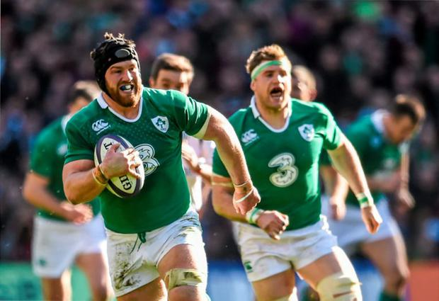 Sean O'Brien and Jamie Heaslip are back for Leinster after the Six Nations