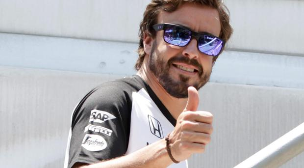 Alonso: Explosive comments