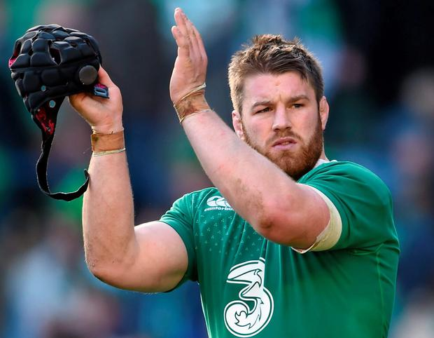 Sean O'Brien is fit for Leinster