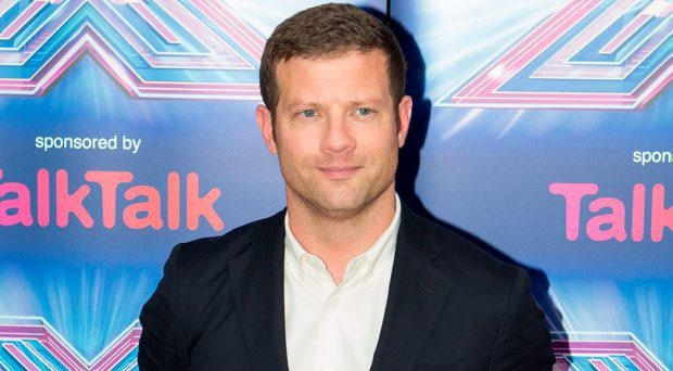 Dermot O'Leary who has left his presenting role on The X Factor, saying it is