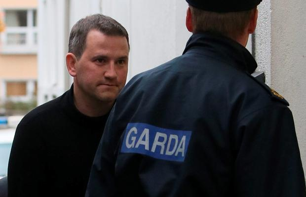 Graham Dwyer who has been found guilty of murdering a mentally ill childcare worker in Ireland
