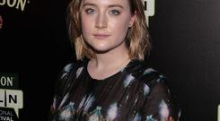 Saoirse Ronan pictured at Cineworld in Dublin where she attended the Jameson Dublin International Film Festival screening of her film Lost River.