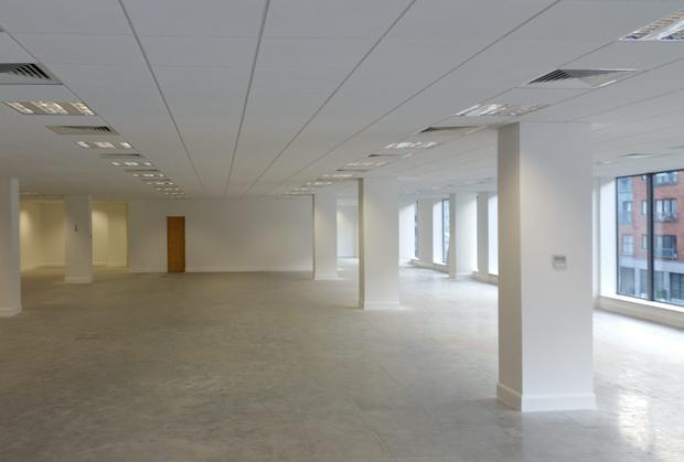 dublin office space. TO LET: The Office Space That Is Available At Kings Inn House Dublin H