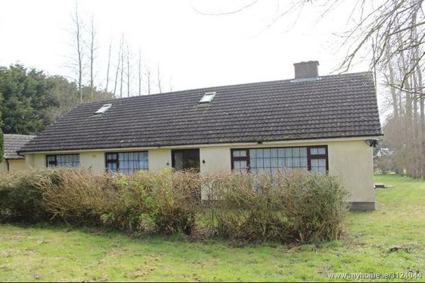The house in the Naul, North County Dublin is on the market for €125,000