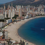 Benidorm, Spain - one of Spain's busiest tourist destinations (Photo by Pablo Blazquez Dominguez/Getty Images)
