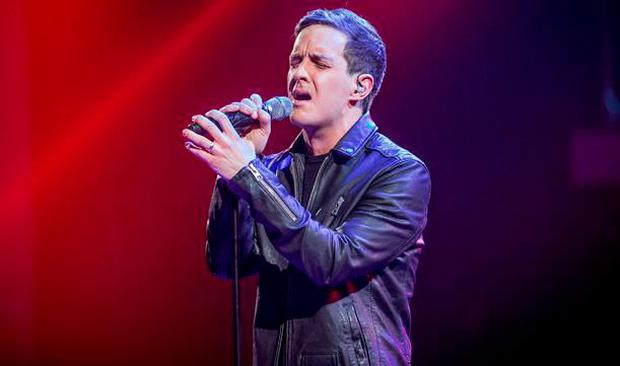 Stevie McCrorie, The Voice UK, BBC 1