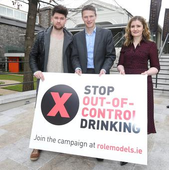 The purpose of the Diageo funded 'Stop Out-of-Control Drinking' campaign has been called into questioned
