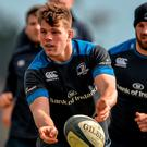 With the news this week that Rhys Ruddock is ruled out for the remainder of the season, Murphy looks set to join O'Brien and Heaslip in the Leinster starting XV