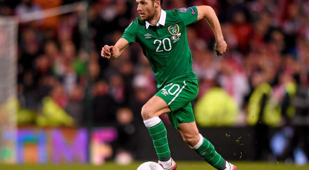 Wes Hoolahan has the courage to risk losing possession in a way that in unacceptable to some Ireland fans